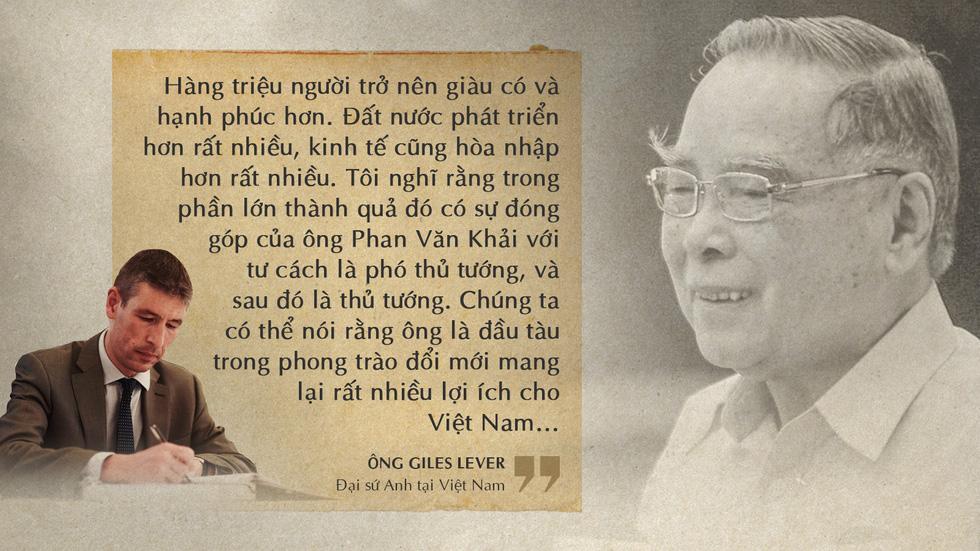 Lời tiễn biệt xúc động trong sổ tang cố Thủ tướng Phan Văn Khải - Ảnh 12.