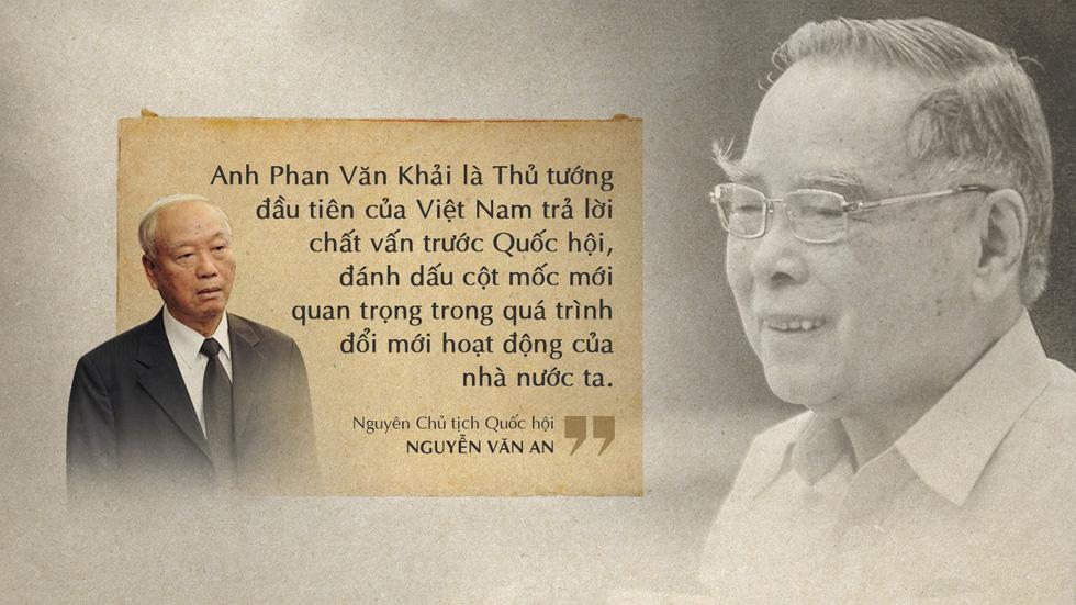 Lời tiễn biệt xúc động trong sổ tang cố Thủ tướng Phan Văn Khải - Ảnh 10.