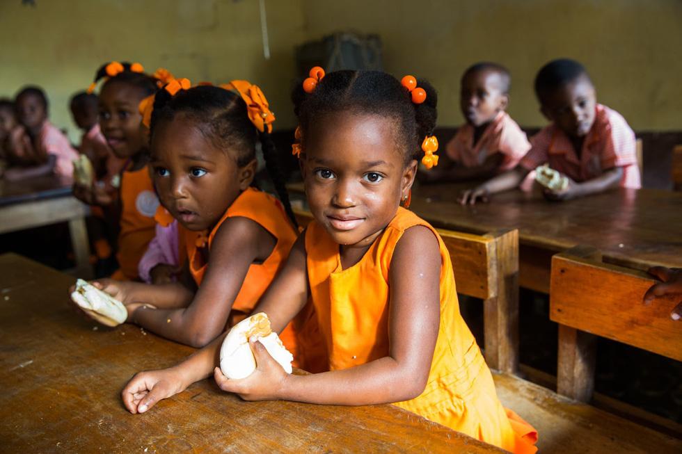 Những hình ảnh sống động từ Haiti - Ảnh 13.