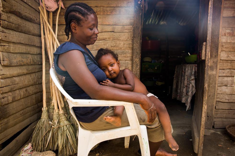 Những hình ảnh sống động từ Haiti - Ảnh 16.