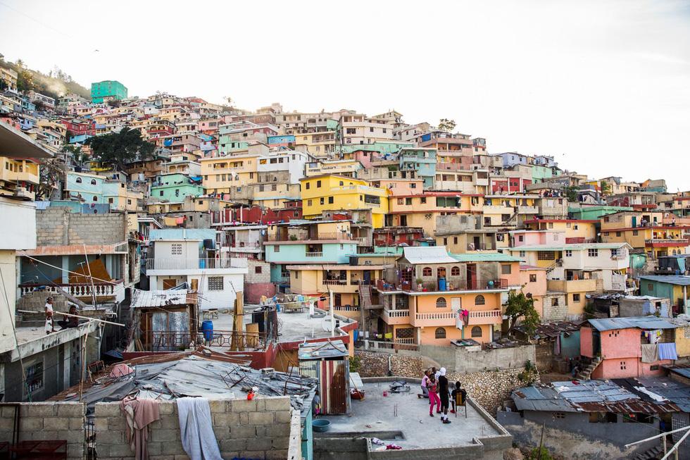 Những hình ảnh sống động từ Haiti - Ảnh 5.