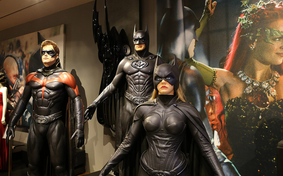 Thăm phim trường Hãng Warner Bros: khám phá bí mật Hollywood - Ảnh 10.