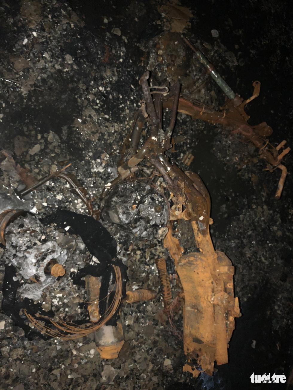 Hiện trường vụ cháy thảm khốc ở chung cư Carina - Ảnh 15.