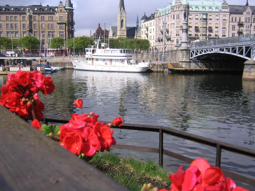 Đến Stockholm ngắm thành phố trên biển - Ảnh 6.