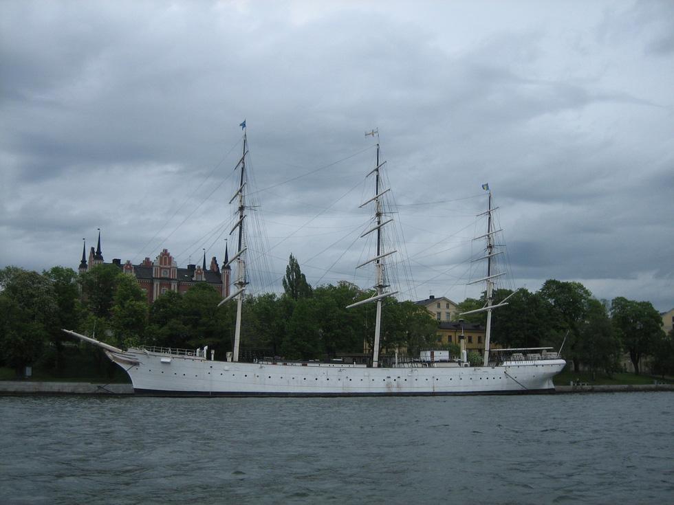 Đến Stockholm ngắm thành phố trên biển - Ảnh 4.