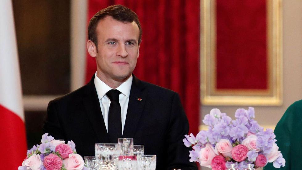 Tổng thống Pháp và những bữa ăn tối bí mật ngày thứ hai - Ảnh 1.