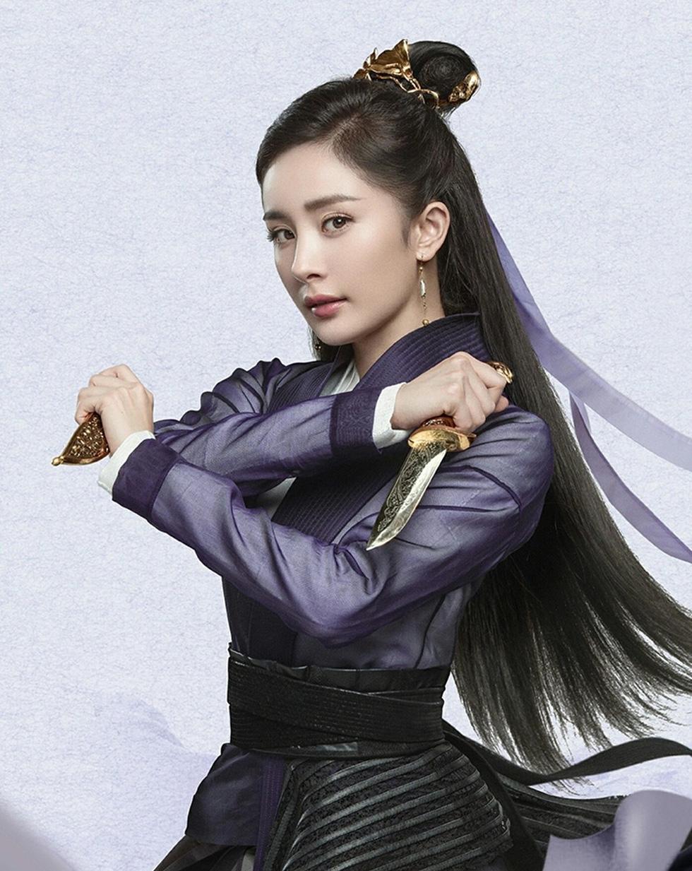 Dương Mịch: Nữ hoàng rating với 7 tỷ lượt xem - Ảnh 7.