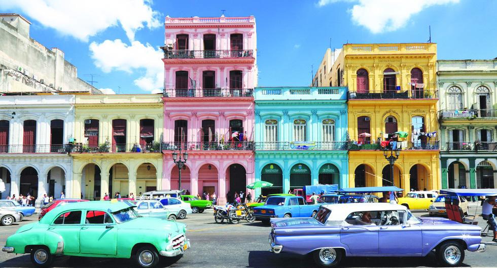 Đi Mỹ - Cuba:  Du hành từ quá khứ đến hiện tại - Ảnh 2.