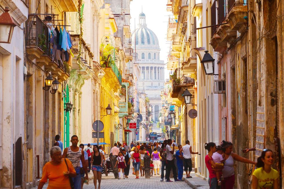 Đi Mỹ - Cuba:  Du hành từ quá khứ đến hiện tại - Ảnh 3.
