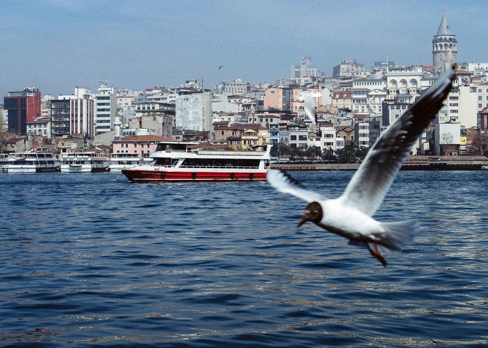 Lạ kỳ Thổ Nhĩ Kỳ - Ảnh 1.