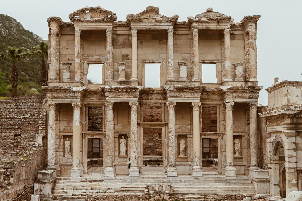 Lạ kỳ Thổ Nhĩ Kỳ - Ảnh 5.