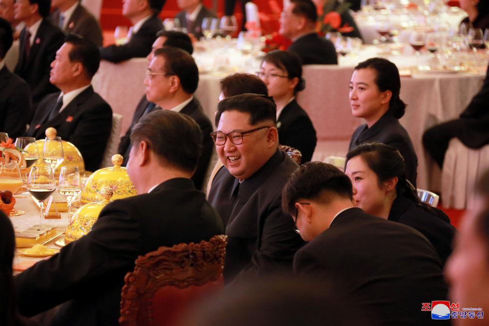 Hình ảnh chuyến thăm lịch sử của ông Kim Jong Un tại Trung Quốc - Ảnh 13.