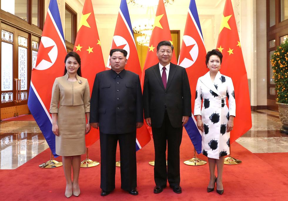 Hình ảnh chuyến thăm lịch sử của ông Kim Jong Un tại Trung Quốc - Ảnh 9.