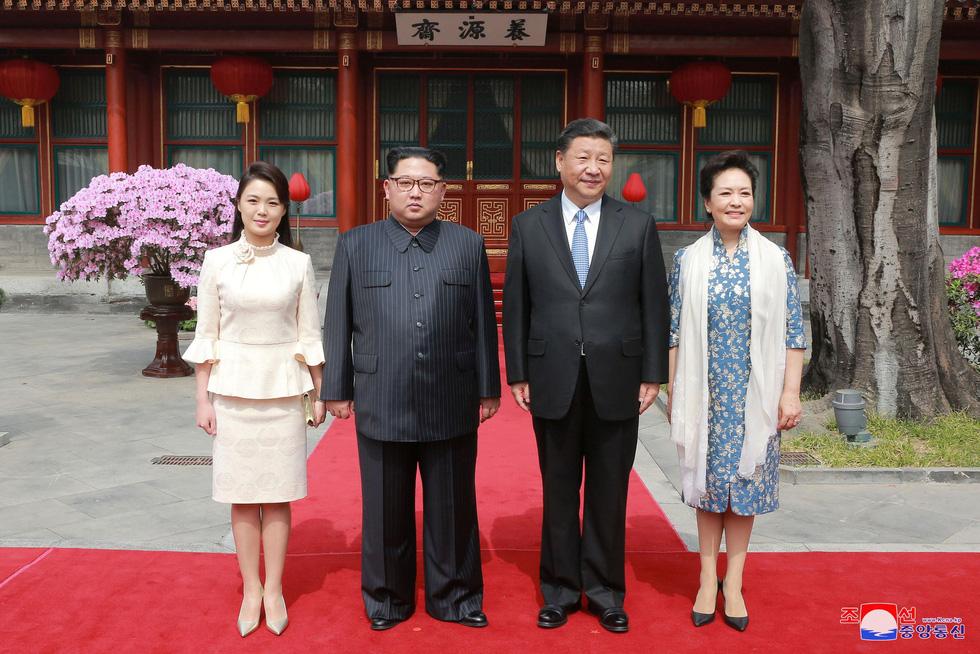 Hình ảnh chuyến thăm lịch sử của ông Kim Jong Un tại Trung Quốc - Ảnh 17.