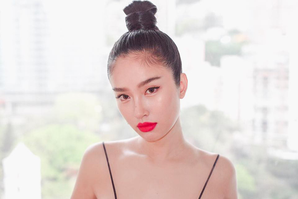 Nhan sắc hút hồn của mỹ nhân chuyển giới đẹp nhất Thái Lan - Ảnh 10.
