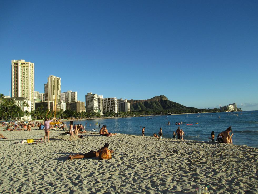 Đi Hawaii thật là oai - Ảnh 3.
