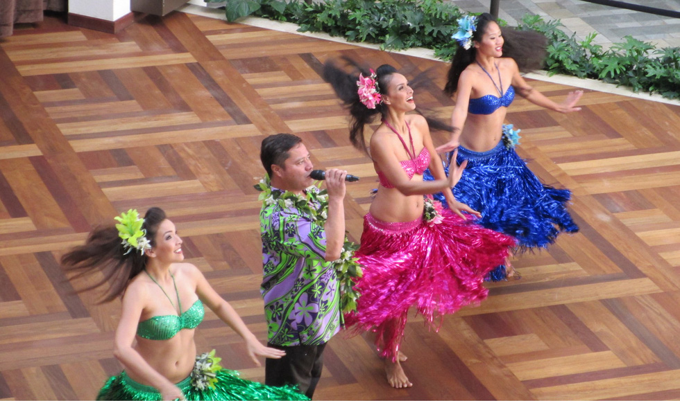 Đi Hawaii thật là oai - Ảnh 4.
