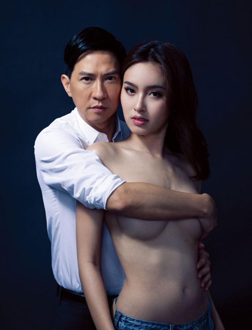 Nhan sắc hút hồn của mỹ nhân chuyển giới đẹp nhất Thái Lan - Ảnh 4.