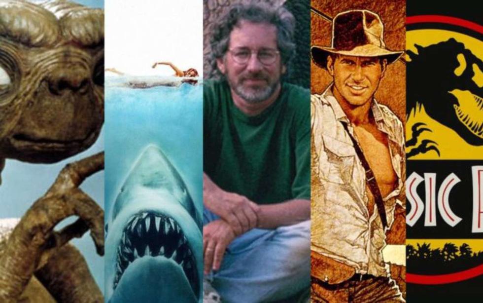 Steven Spielberg - một trong những đạo diễn vĩ đại nhất còn sống - Ảnh 4.