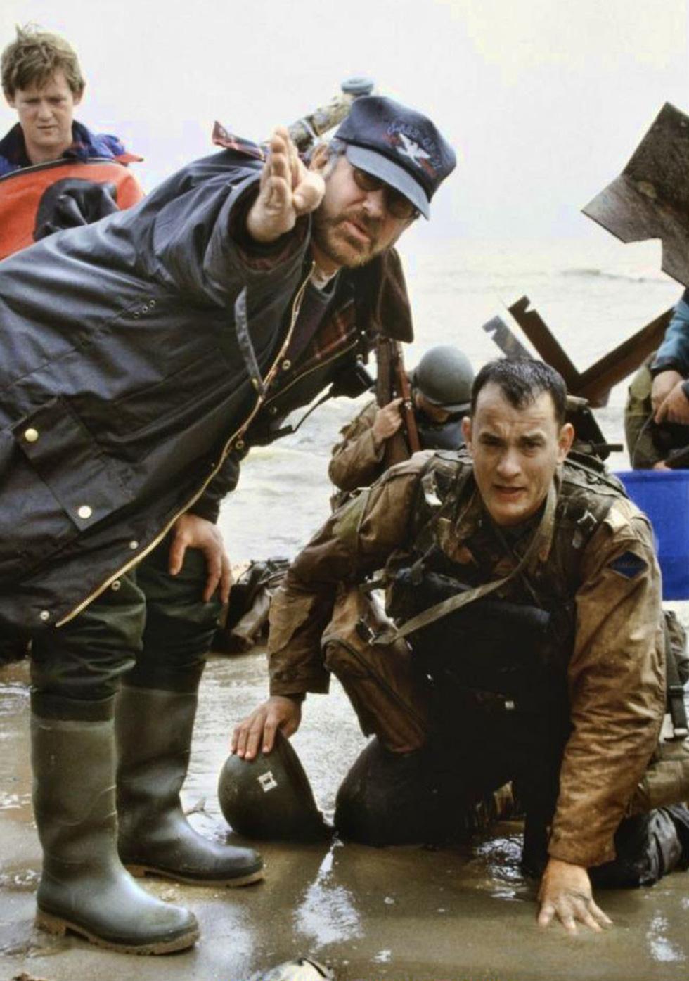 Steven Spielberg - một trong những đạo diễn vĩ đại nhất còn sống - Ảnh 5.