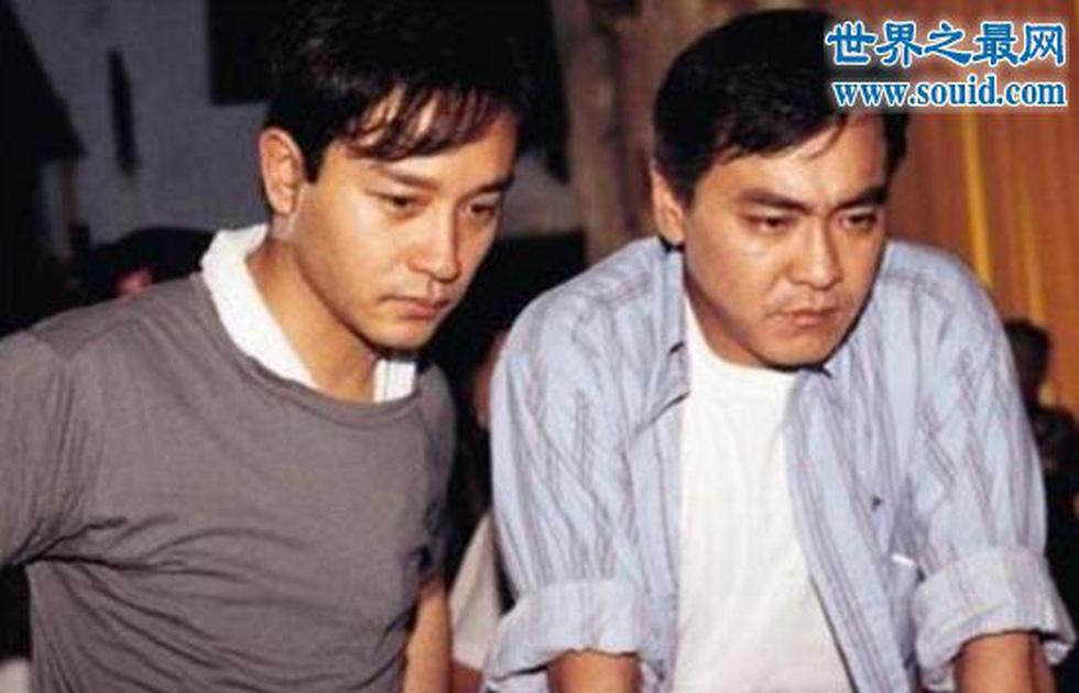 Trương Quốc Vinh và 10 người đàn ông trong cuộc đời - Ảnh 13.