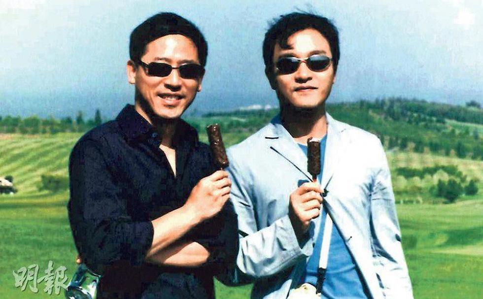 Trương Quốc Vinh và 10 người đàn ông trong cuộc đời - Ảnh 15.