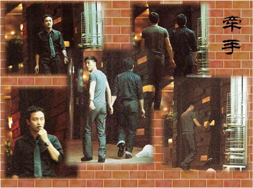 Trương Quốc Vinh và 10 người đàn ông trong cuộc đời - Ảnh 16.