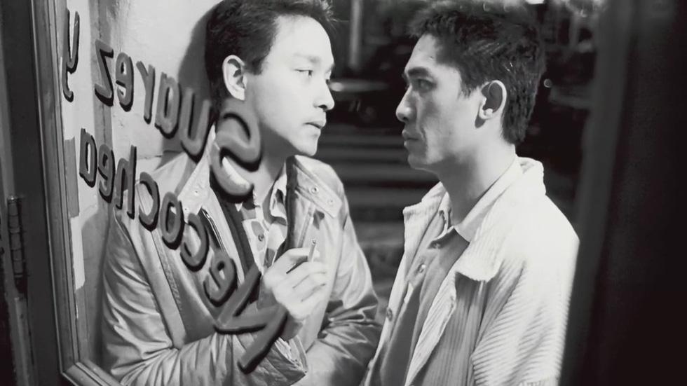 Trương Quốc Vinh và 10 người đàn ông trong cuộc đời - Ảnh 3.