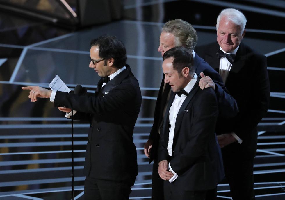 Oscar lần thứ 90: The Shape of Water đoạt tượng vàng phim hay nhất - Ảnh 17.