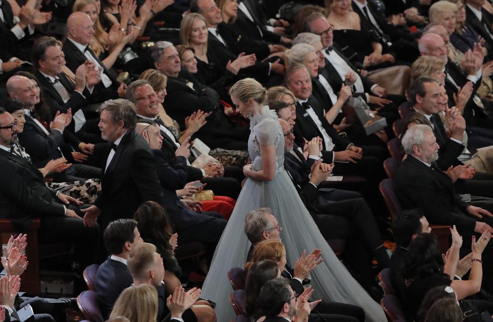 Oscar lần thứ 90: The Shape of Water đoạt tượng vàng phim hay nhất - Ảnh 6.