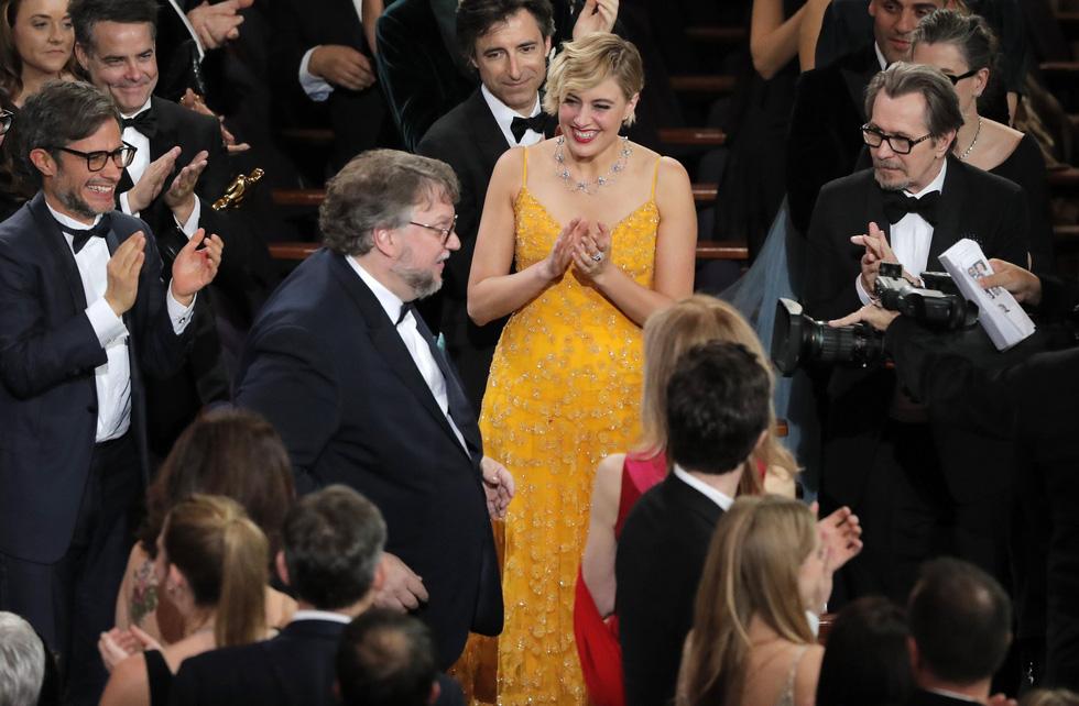 Oscar lần thứ 90: The Shape of Water đoạt tượng vàng phim hay nhất - Ảnh 2.