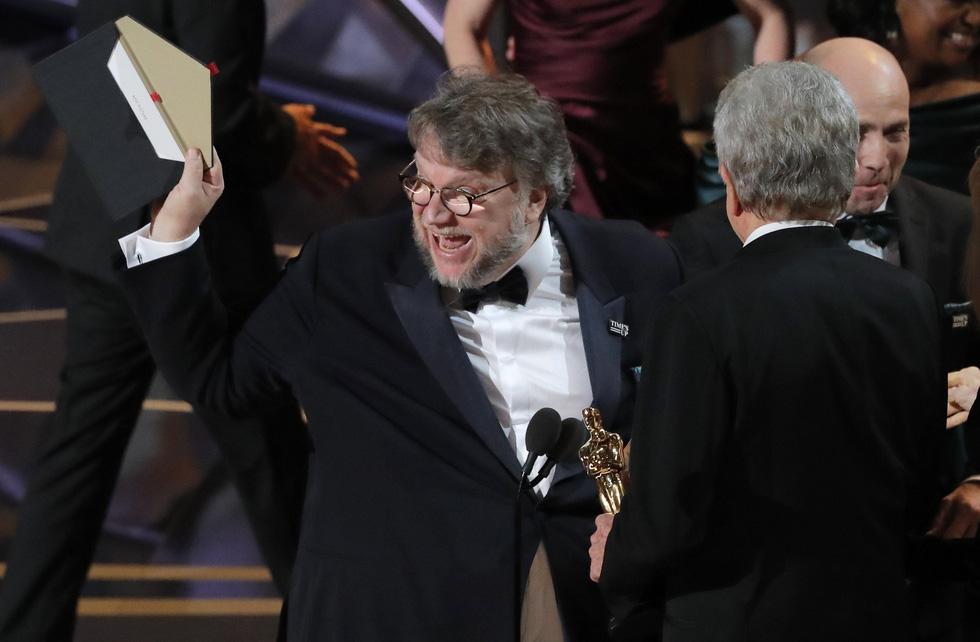 Oscar lần thứ 90: The Shape of Water đoạt tượng vàng phim hay nhất - Ảnh 4.