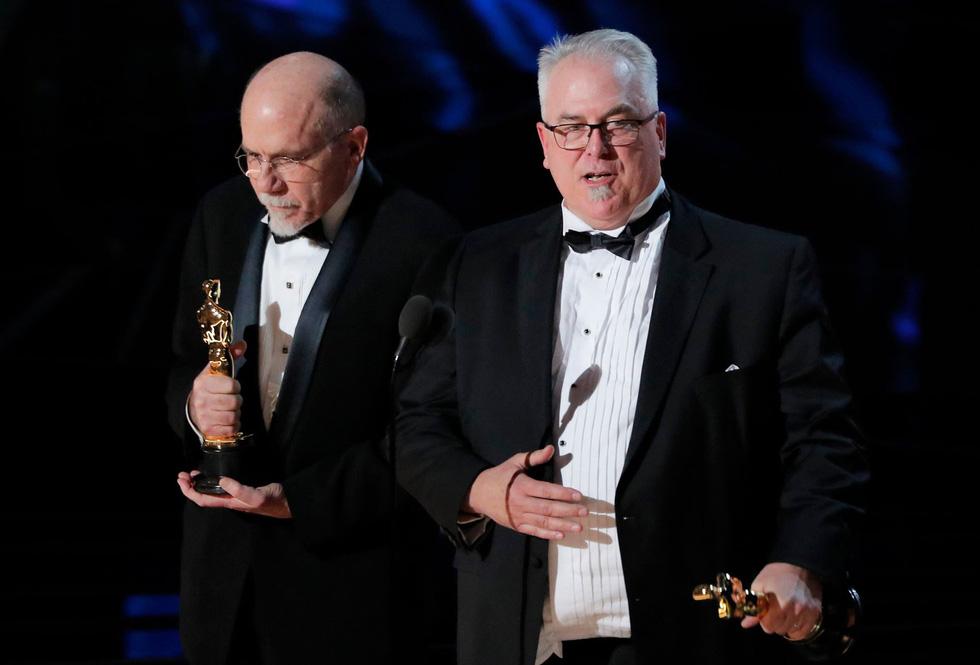 Oscar lần thứ 90: The Shape of Water đoạt tượng vàng phim hay nhất - Ảnh 15.