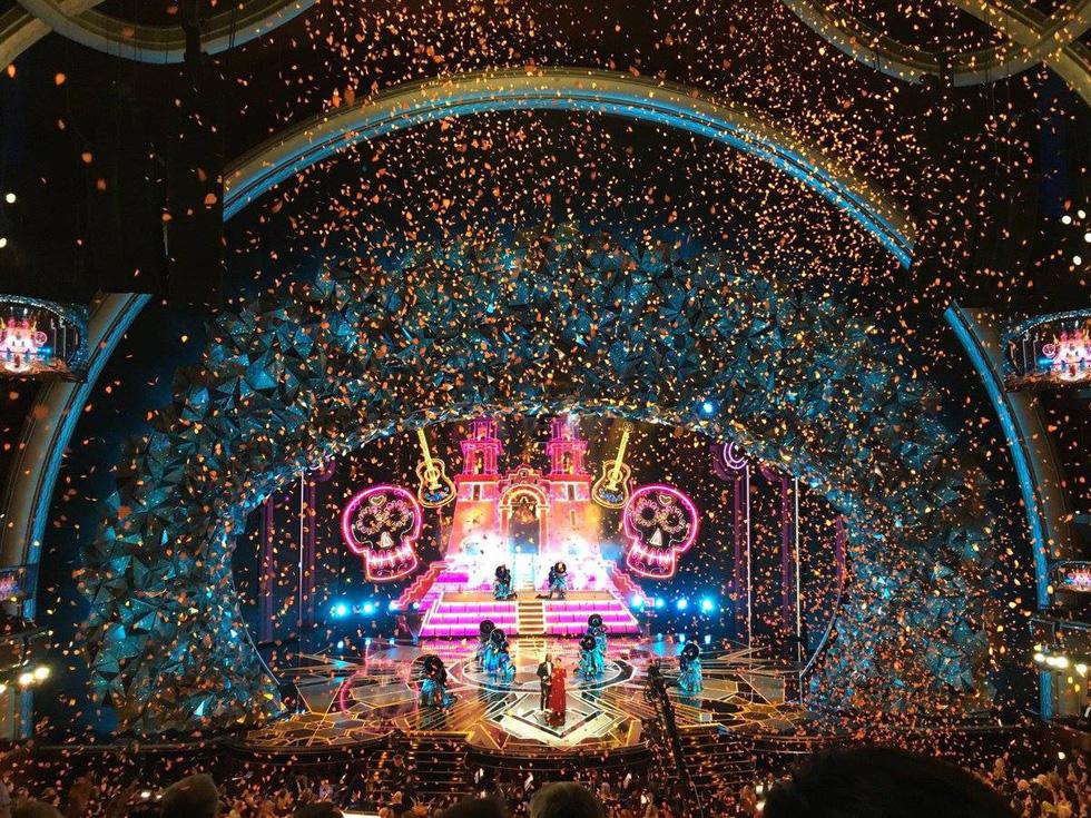 Oscar lần thứ 90: The Shape of Water đoạt tượng vàng phim hay nhất - Ảnh 12.