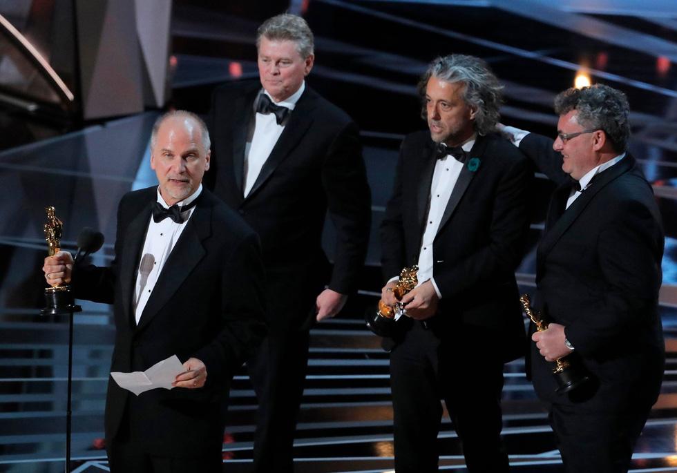 Oscar lần thứ 90: The Shape of Water đoạt tượng vàng phim hay nhất - Ảnh 8.