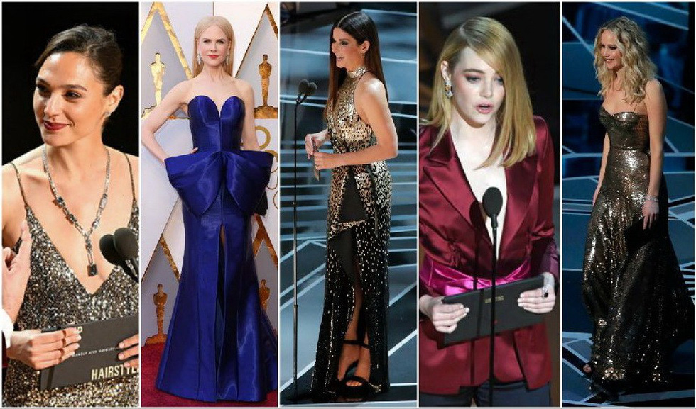 Những tên tuổi nổi tiếng đến Oscar lần thứ 90 để trao giải  - Ảnh 1.