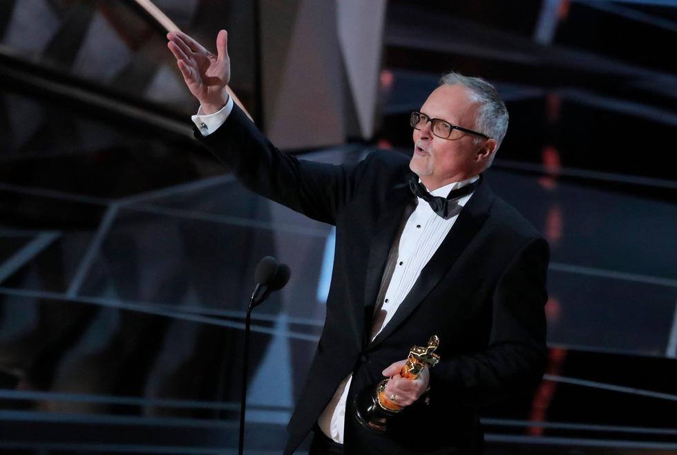 Oscar lần thứ 90: The Shape of Water đoạt tượng vàng phim hay nhất - Ảnh 9.