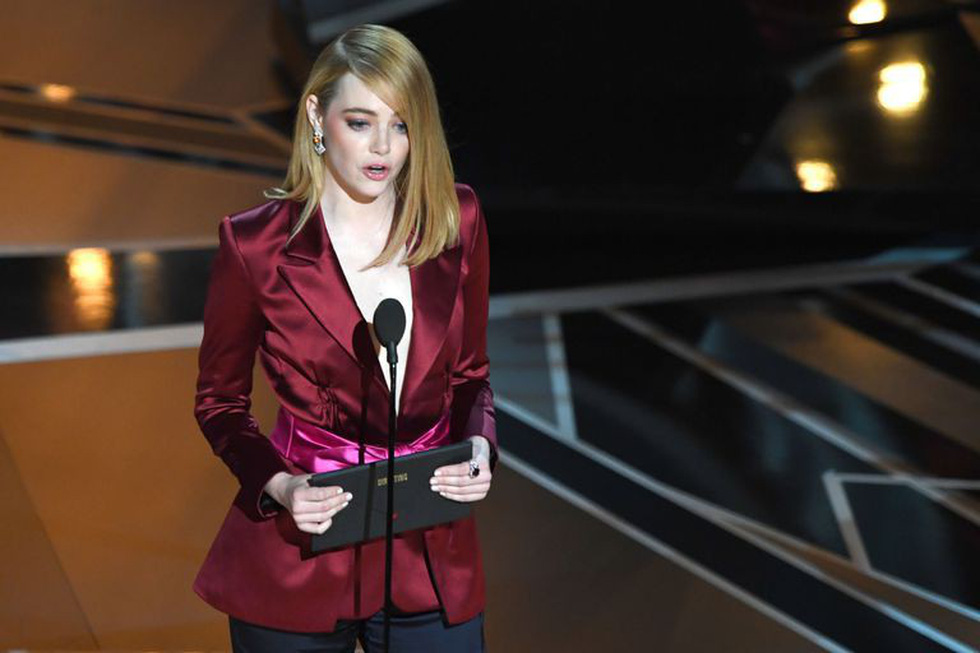 Những tên tuổi nổi tiếng đến Oscar lần thứ 90 để trao giải  - Ảnh 8.