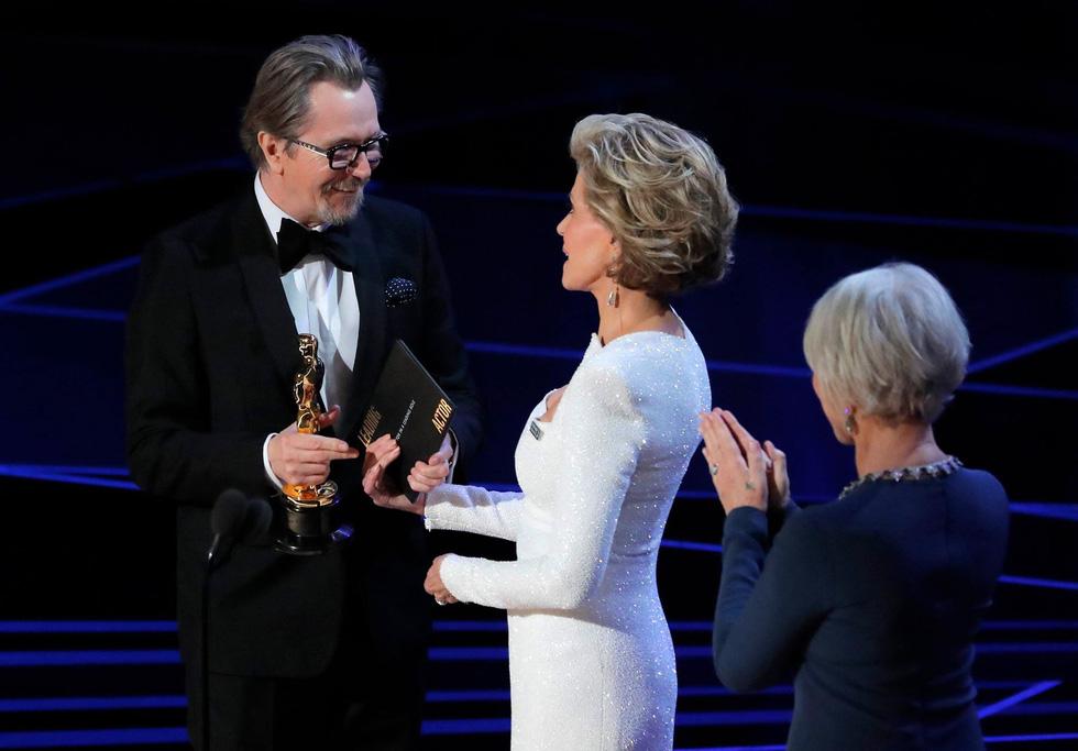 Oscar lần thứ 90: The Shape of Water đoạt tượng vàng phim hay nhất - Ảnh 5.