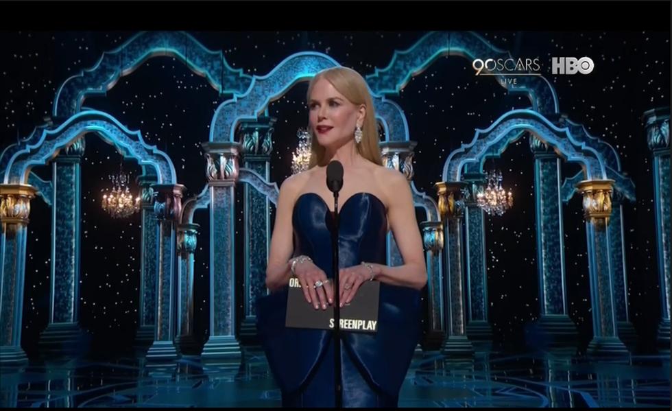 Oscar lần thứ 90: The Shape of Water đoạt tượng vàng phim hay nhất - Ảnh 7.