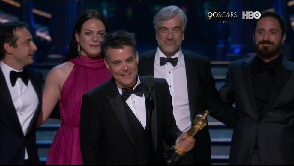 Oscar lần thứ 90: The Shape of Water đoạt tượng vàng phim hay nhất - Ảnh 14.