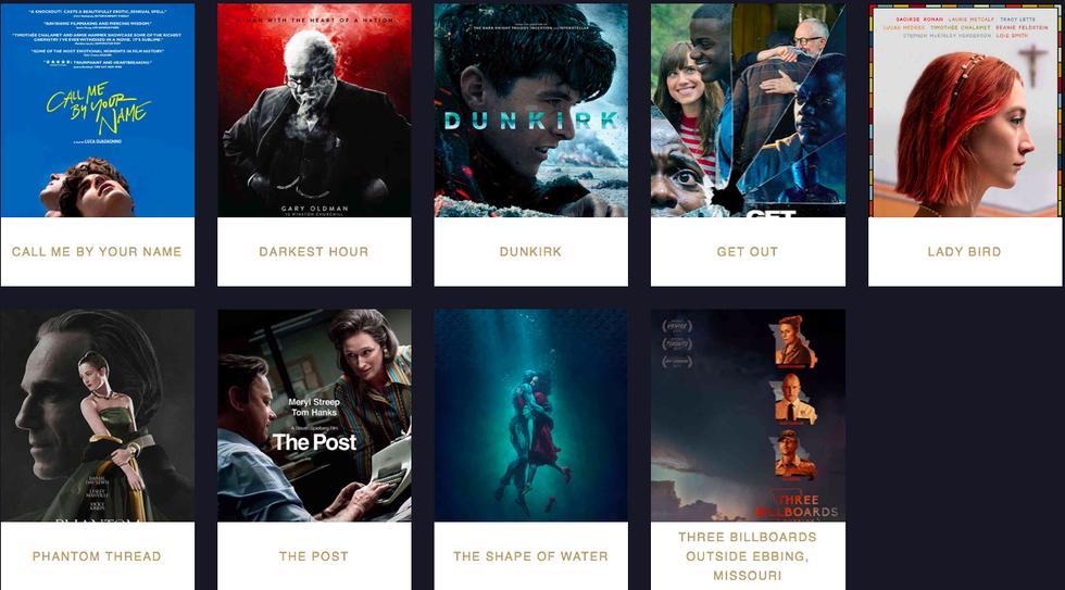 Oscar lần thứ 90: The Shape of Water đoạt tượng vàng phim hay nhất - Ảnh 21.