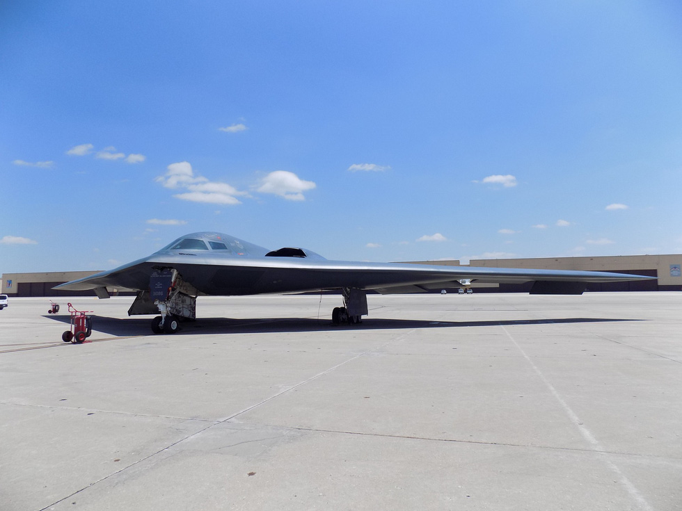 Xem 'Airshow' ở căn cứ không lực Hoa Kỳ - Ảnh 5.