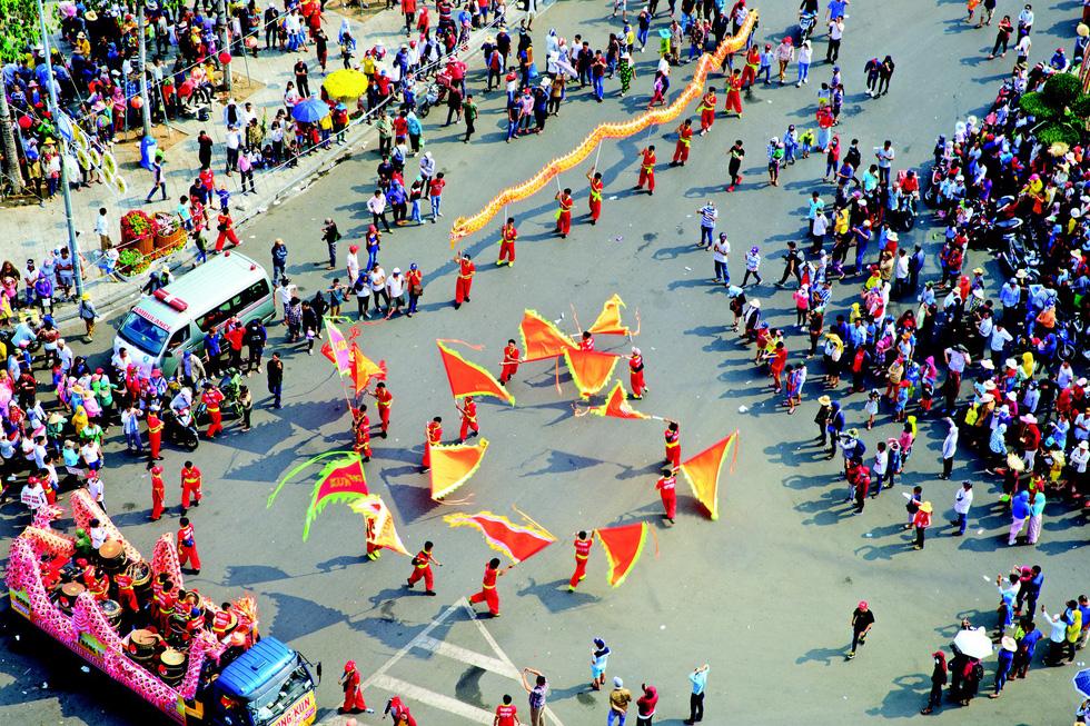 Nét đẹp lễ hội ở Thủ Dầu Một - Ảnh 4.