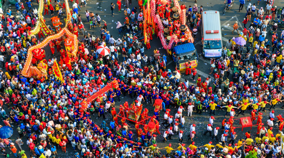 Nét đẹp lễ hội ở Thủ Dầu Một - Ảnh 7.