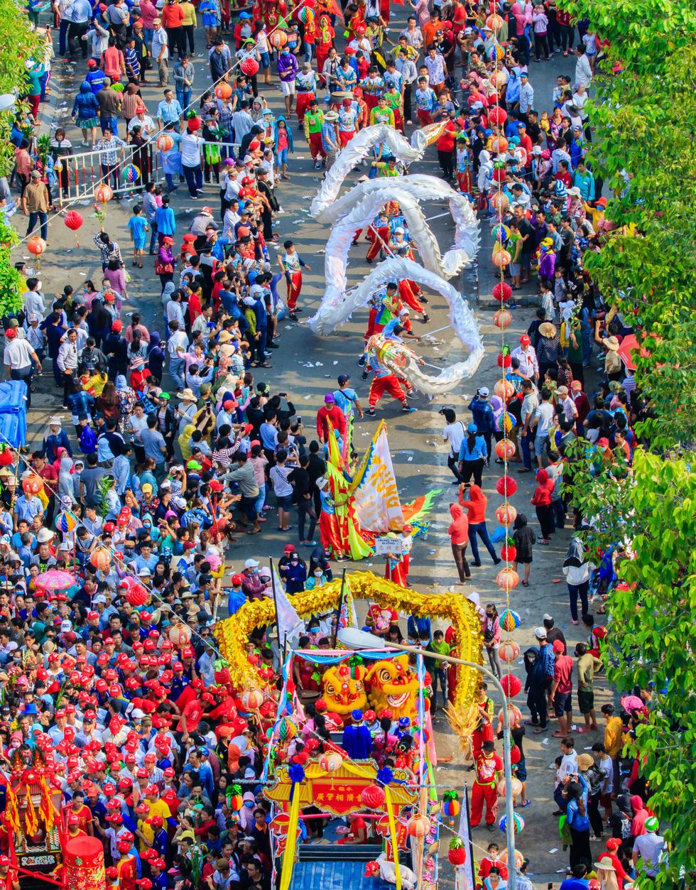 Nét đẹp lễ hội ở Thủ Dầu Một - Ảnh 5.