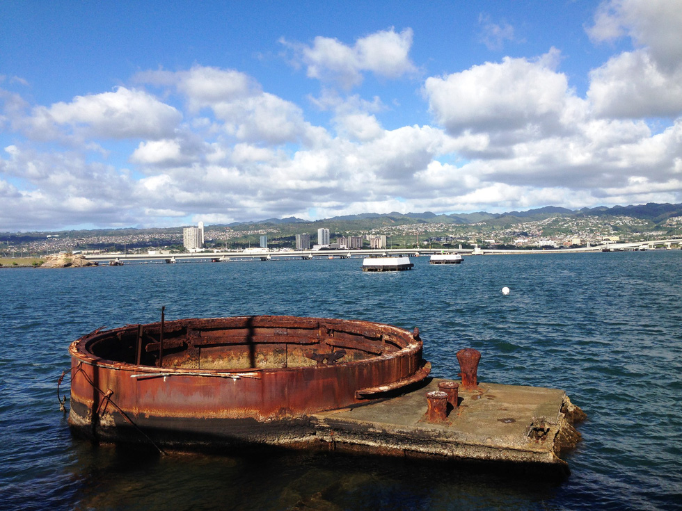 3 nơi không thể không đến khi tham quan Trân Châu Cảng ở Hawaii - Ảnh 9.