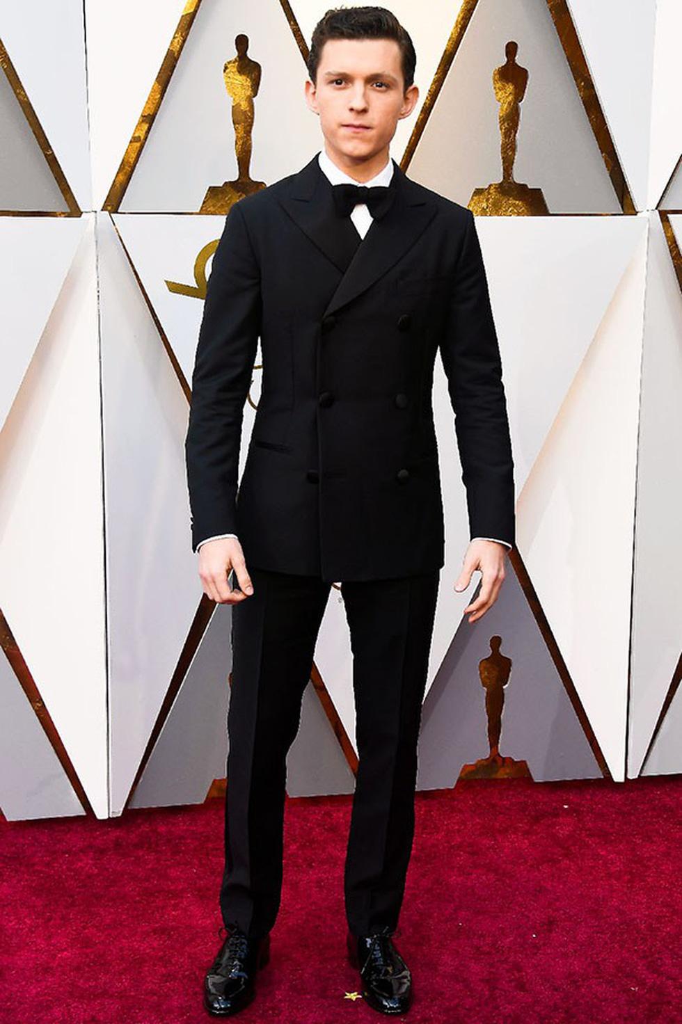 Những điều chưa biết về thảm đỏ Oscar lần thứ 90 - Ảnh 12.