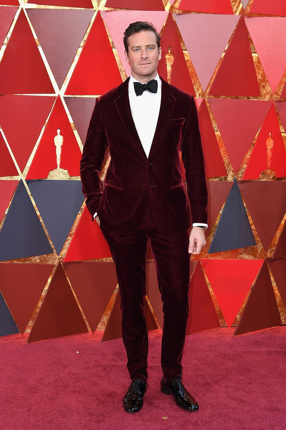 Những điều chưa biết về thảm đỏ Oscar lần thứ 90 - Ảnh 13.