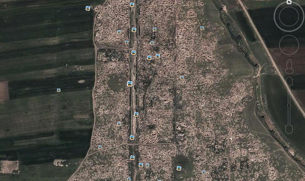 24 ảnh đảm bảo độc lạ từ Google Earth - Ảnh 11.